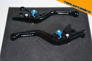 TRIUMPH DAYTONA 750 Leviers CRacing CNB