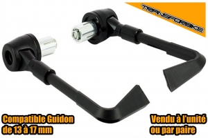 KTM 690 DUKE R 2008-2011 kit Protection Leviers PRL100N