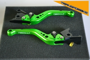 KAWASAKI Z750 2007-2013 Leviers CRacing CVN