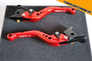 DUCATI Multistrada 1000 & 1100 2004 - 2009 Leviers CRacing CRN