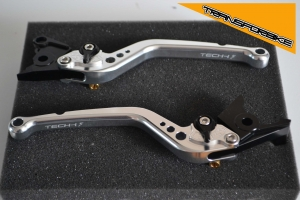 BMW HP2 2005 - 2009 Leviers LRacing LGN