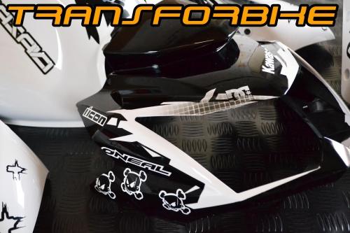 lowest price purchase cheap exclusive shoes Accessoires Carénage Z750 2007 - 2012 Z750 2007-2013