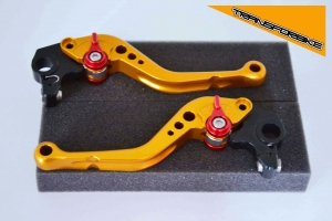 HONDA CBF 125  Leviers CRacing COR